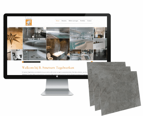 wordpress website pakketten