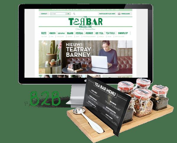 B2B webshop groothandel of webwinkel laten bouwen? WatchmyHorloge