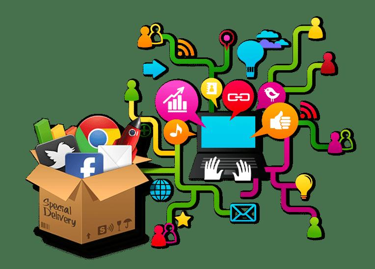 Social Media pakket PRO Social Media pakket PRO