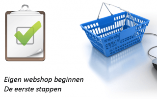 Hoe begin je een webshop Hoe begin je een webshop