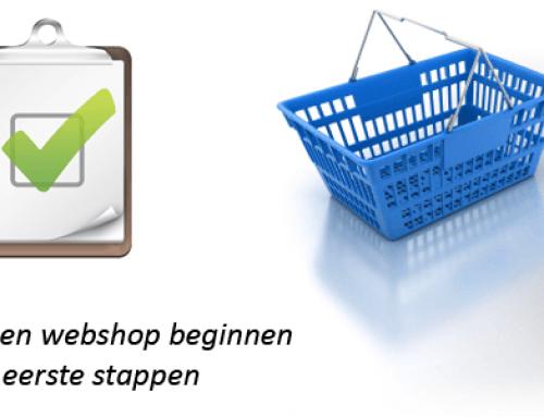 Hoe begin je een webshop